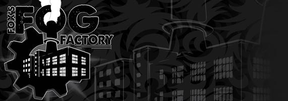 Foxs Fog Factory Logo